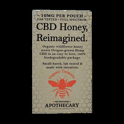 Orange Turmeric CBD Honey
