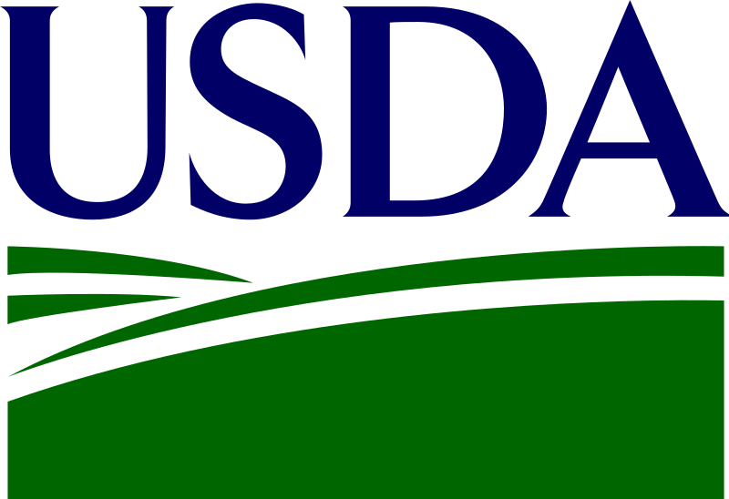 Logo of the U.S. Department of Agriculture