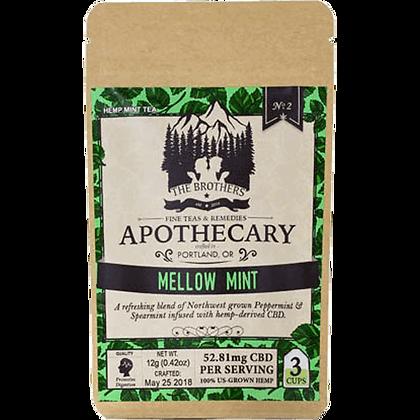 Hemp CBD Tea - Mellow Mint