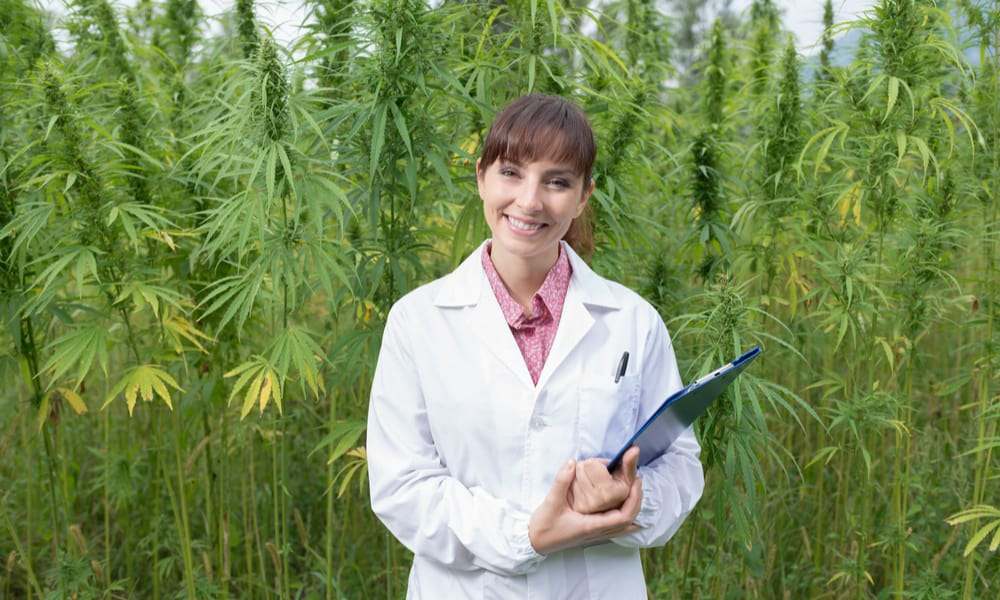 The DEA and other Law Enforcement are searching for a test that differentiates Hemp from Marijuana that can be used in the field.