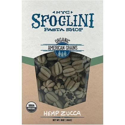 Sfoglini Pasta Shop Organic Hemp Pasta, Zucca