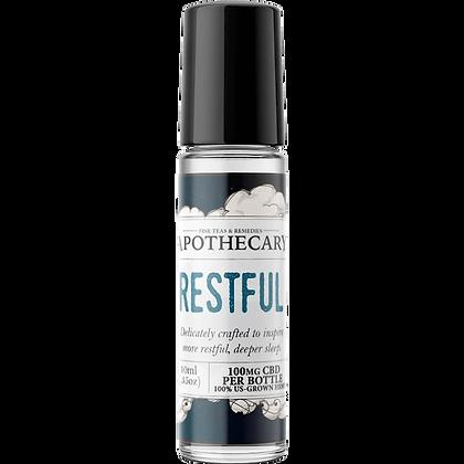 Restful (CBD + Essential Oil) Roller