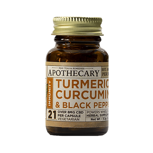 The Brother's Apothecary CBD Capsule Collection