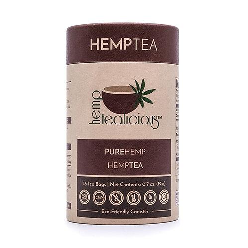 Hemptealicious Hemp Tea