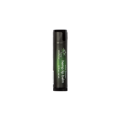 Hemp Excellence Hemp Oil Lip Balm, Wildflower