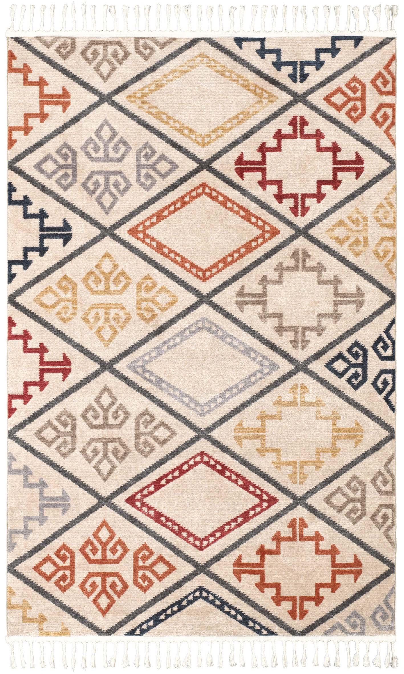 Tapis Sur Chauffage Au Sol kilim - tapis ethnique -