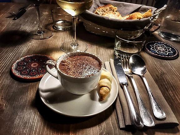 menu ristorante asti centro oeuf carta dei vini piatti particolari