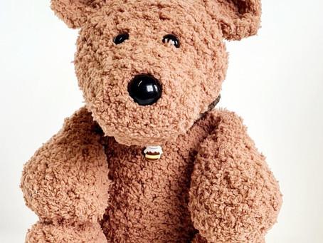 Crochet Pattern UK & US Terms Available -                Amigurumi Buddy Bear