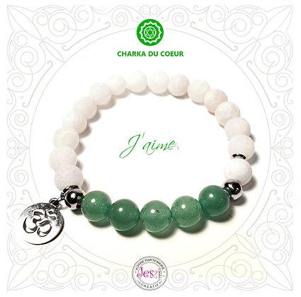 Bracelet Chakra du coeur