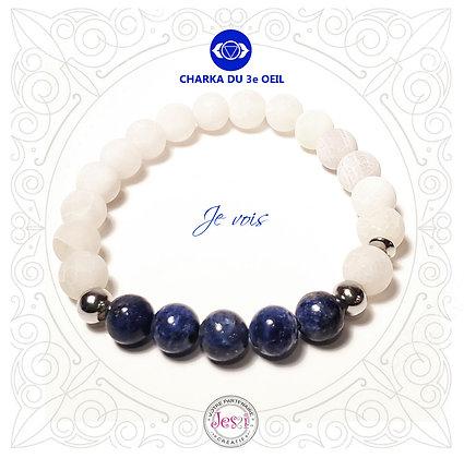 Bracelet Chakra du 3ième oeil