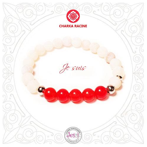 Bracelet Chakra racine
