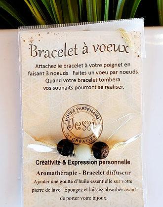 Bracelet à voeux - Renfort et vitalité