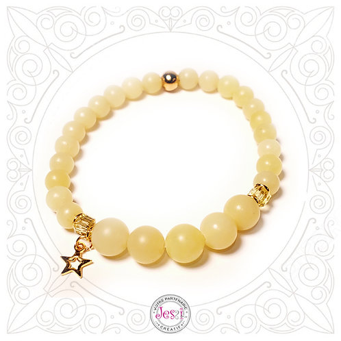 Bracelet Peridot