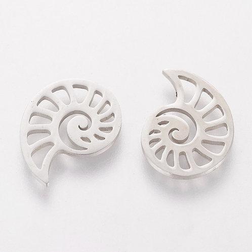 Coquillage Ammonite