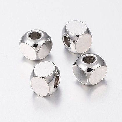 Billes cubes 6mm