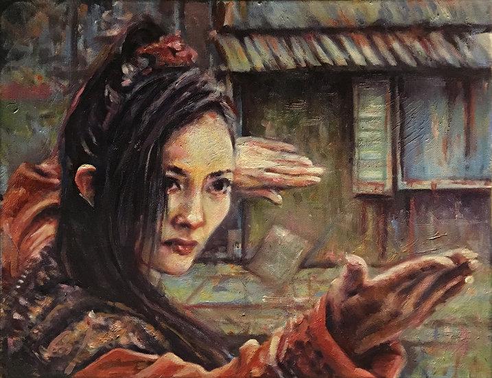 Banish the Doubt | Greg Lahti | Oil on Canvas