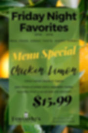 Chicken Limon