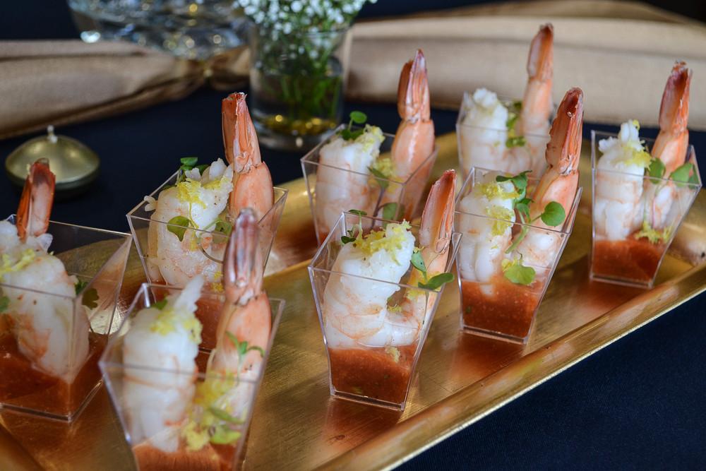 Jumbo Shrimp Shooters