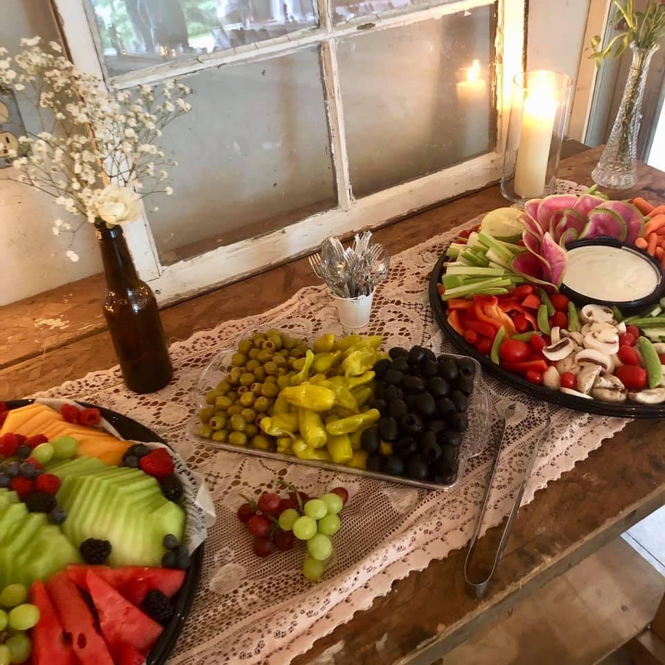 Veggie & Fruit Tray
