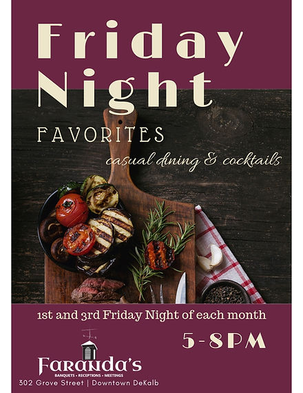 Friday Night Favorites