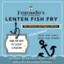 Lenten Fish Fry 2020