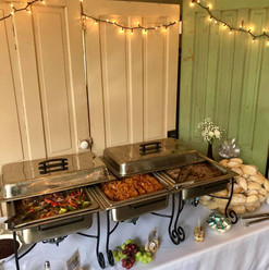 Catering Ihm Reception 2019