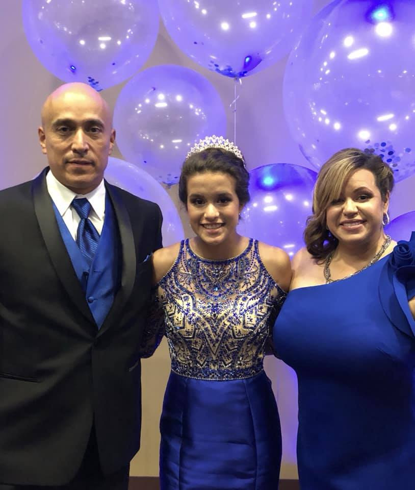 Lilly's Quinceanera 2018