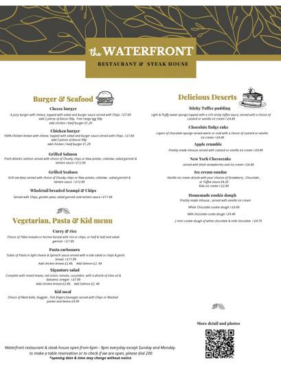 Restaurant menu. 30_9_21.jp2
