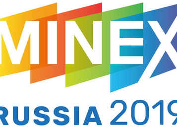 Приглашаем посетить наш стенд на MINEX Россия 2019
