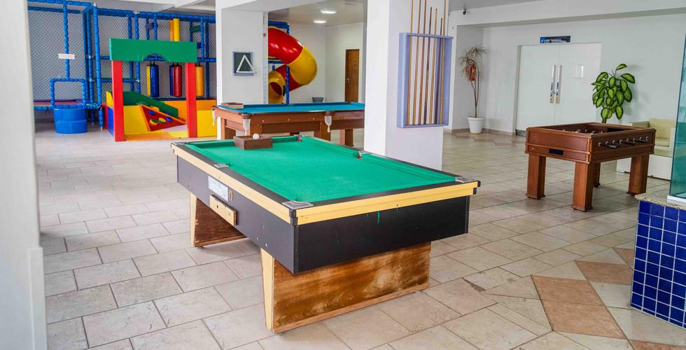 Área de Jogos e Playground