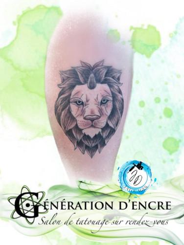 Jasmine Dusseault Tattoo Artiste