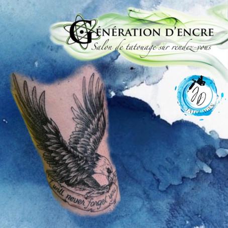Jasmine Dusseault Tattoo Artiste Sherbrooke ink generation shop