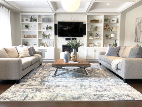 RUG GUIDE: SIZE DOES MATTER