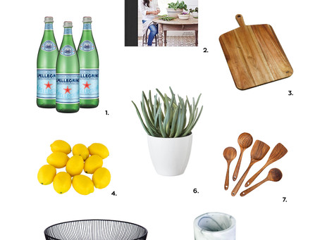 TOP 8 STAGING STAPLES: THE KITCHEN EDITION