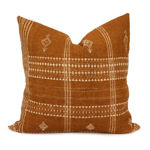 """Aditi 20"""" Pillow - Orange"""
