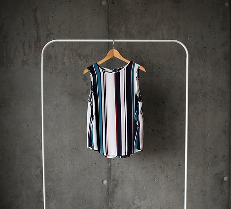 Bluzeczka w paseczki XL