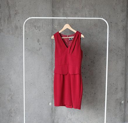 Sukienka poliestrowa M