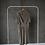 Thumbnail: Sukienka elastyczna blado-zielona L / XL