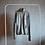 Thumbnail: Sweter szary z długimi rękawami L