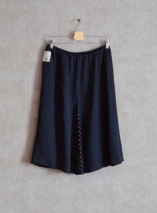 Spódnica w groszki XL