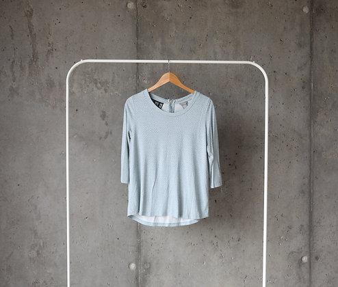 Bluzeczka błękitna M