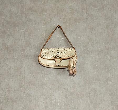 Piękna skórzana torebka