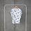 Thumbnail: Bluzeczka w pawie pióra L