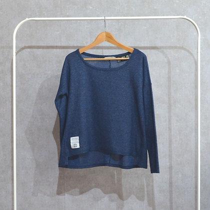 Bluzeczka granatowa L