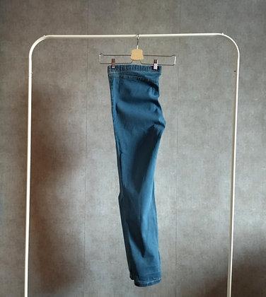 Elastyczne obcisłe dżinsy 3XL
