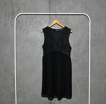 Sukienka czarna wieczorowa XXL