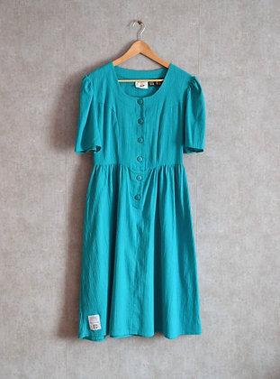 Sukienka turkusowa M