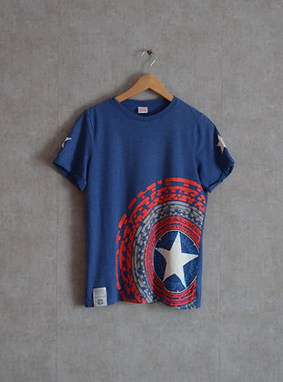 T-shirt Captain America XS - S
