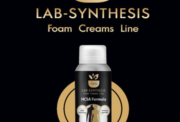 Lab Synthesis Anti irritant Body Mousse