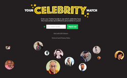 Your Celebrity Match